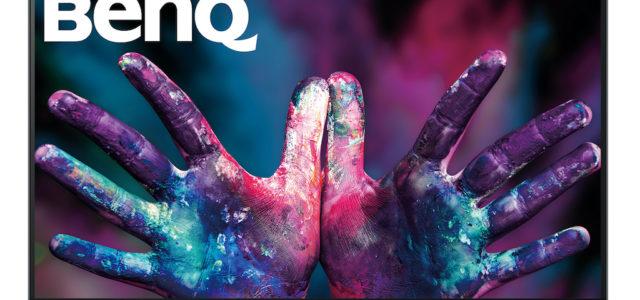 BenQ PD2705Q – ein Display für höchste Farbpräzisio und ergonomisches Arbeiten