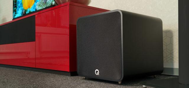 Q Acoustics Q B12 – Tiefgang, der jedes Heimkinoherz höherschlagen lässt