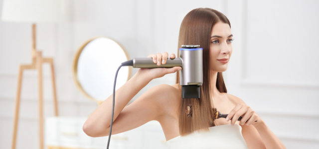 Tineco launcht smarte Haartrockner-Innovation im Beauty-Bereich