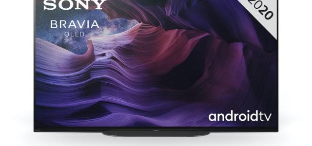 Der 48 Zoll 4K HDR OLED-Fernseher A9 aus der Sony Master Series ist ab heute vorbestellbar