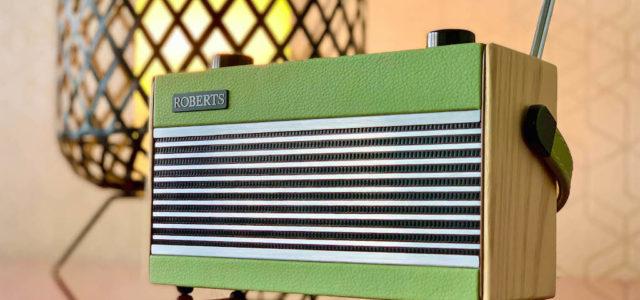 Roberts Radio Rambler BT – Außen Nostalgie, innen Hightech mit Spitzensound
