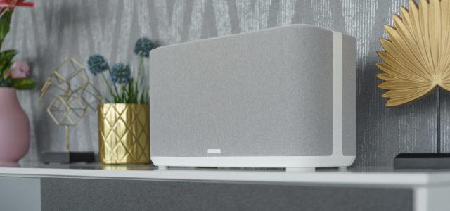 Wireless Smart-Speaker Denon Home 350 – Stereo-Sound in XXL