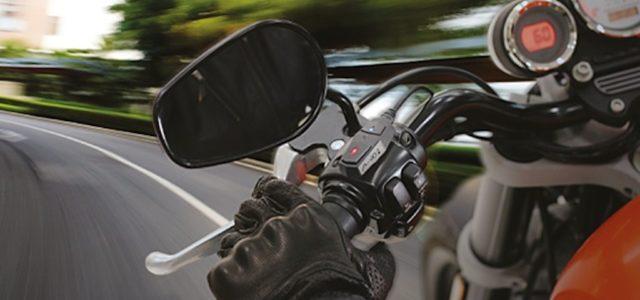 Dashcam für Motorradfahrer: Mio MiVue M760D