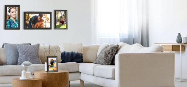 Nixplay: Der intelligente digitale Bilderrahmen hält große wie kleine Momente am Leben