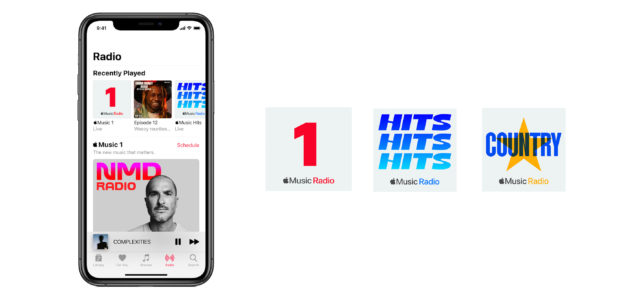 Apple kündigt Apple Music Radio an