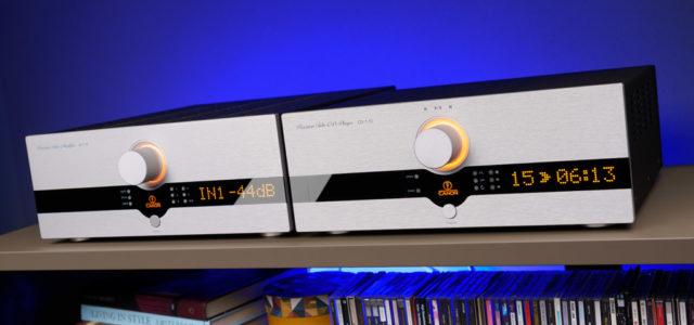 Der Reiz der Röhre: CD 1.10 / AI 1.10 von Canor Audio