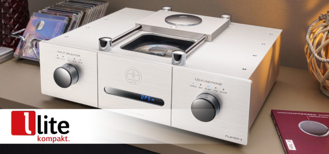 Accustic Arts Player II – High End-CD-Spieler mit HiRes-DAC