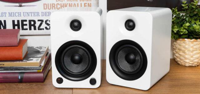 Kanto YU4 – Moderne Desktop-Speaker mit HiFi-Gen und audiophilem Anspruch