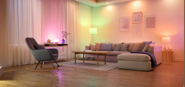 Intelligente Beleuchtung für den Alltag: WiZ bringt neue Produktgeneration nach Europa