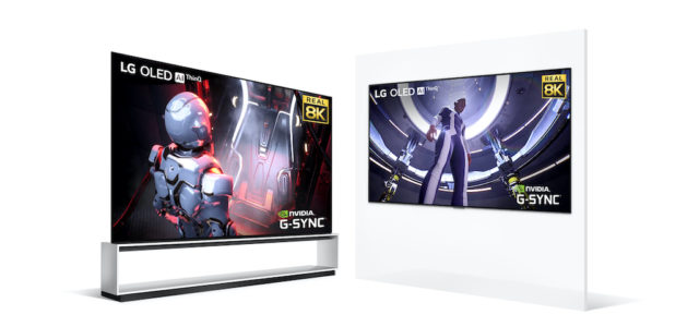 LG 8K OLED TVs bringen PC-Entertainment dank modernster Gaming-Funktionen auf neues Level