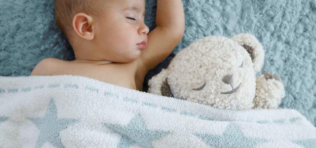SNOObear: Ein innovativer neuer Tech-Teddy, der den Kleinsten beim Einschlafen hilft