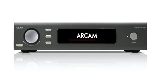 Arcam stellt den Hochleistungs- Musik-Streamer ST60 vor