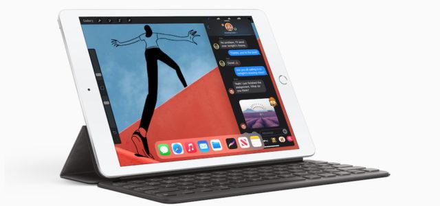 Apple iPad der achten Generation mit einem enormen Leistungssprung