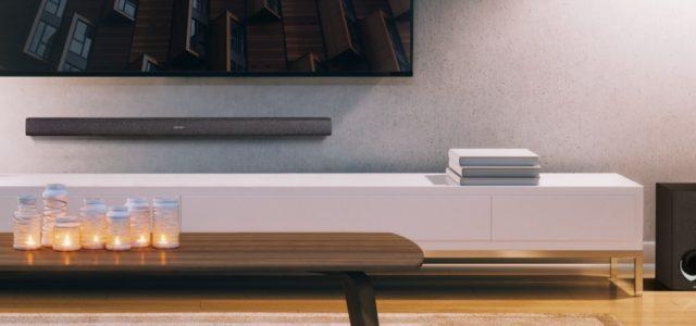 Denon bringt 2.1-Soundbar-System mit Google Chromecast auf den Markt