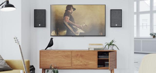 Neues preiswertes kabelloses Lautsprechersystem DALI OBERON C