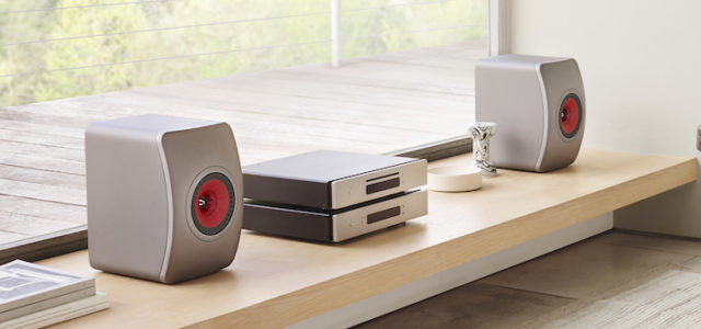 KEF LS50 Meta – der erste Lautsprecher mit MAT-Absorptionstechnologie
