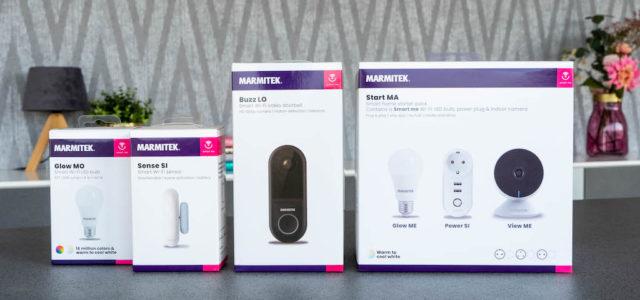 Marmitek Smart me: Via Smartphone-App zu mehr Sicherheit und Komfort