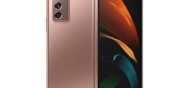 Galaxy Z Fold2 5G und Galaxy Watch3 Titan sind ab heute erhältlich