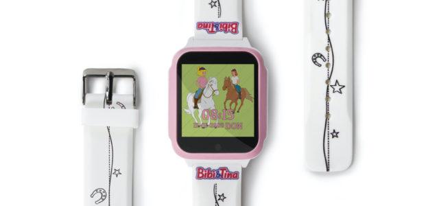 """Technaxx präsentiert Smartwatch für Kinder im exklusiven """"Bibi&Tina""""-Design"""