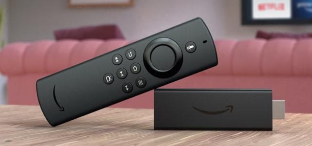 Amazon: neue Generation des Fire TV Stick sowie neuen Fire TV Stick Lite