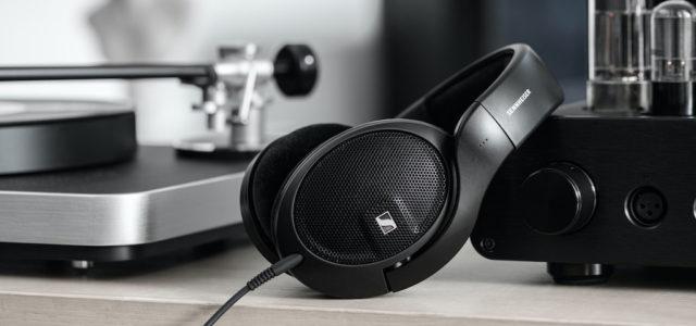 Musik hören, wie sie wirklich ist: Sennheiser stellt HD 560S für anspruchsvolles Musikhören vor