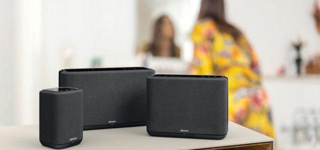 Denon Home 150, 250 und 350 – Wireless Smart Speaker für HiRes im ganzen Haus