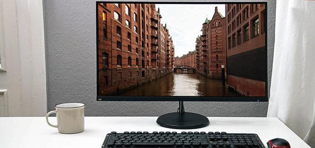 ViewSonic VX2785-2K-MHDU – 27 Zoll Monitor mit 2K-Auflösung und USB-C