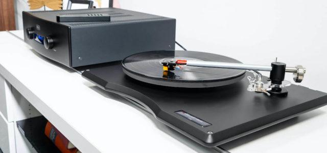 Edwards Audio TT5 – Exzellent ausgestatteter Plattenspieler für preisbewusste Vinylaufsteiger