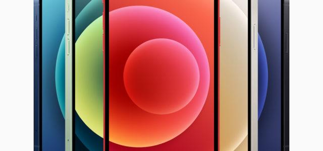 Apple iPhone 12 und iPhone 12 mini an: Mit 5G beginnt eine neue Ära für das iPhone