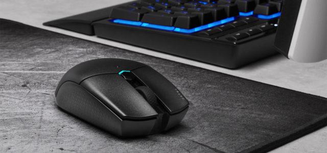 Federleichtes Design, schwergewichtige Performance – die neue KATAR PRO Wireless Gaming-Maus von Corsair