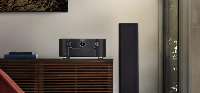 Marantz präsentiert neuen 8K Ultra-HD AV-Surround-Vorverstärker