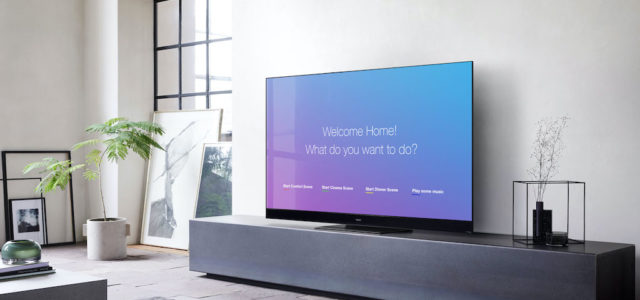 "Pro-Version von ""Panasonic Connect"" zur TV-KNX-Integration für Smart Home und Hotelanwendungen"