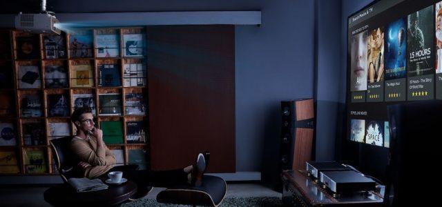BenQ stellt smarte Beamer in 4K und Full HD mit Google-zertifiziertem Android TV vor