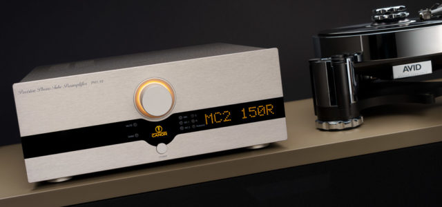 Reine Röhre für puren Viny-Genuss: Canor Audio PH 1.10 Phono-Vorverstärker