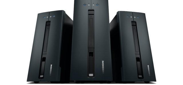 Home Office, Multimedia oder Gaming: Medion bringt zwei PCs und ein Gaming-Notebook zu ALDI
