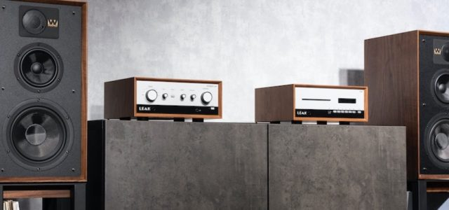 Leak Stereo 130 / CDT und Wharfedale Linton: Elegante State-of-the-Art HiFi-Kombination