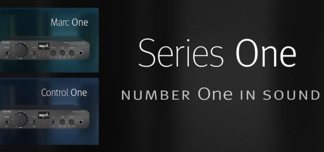 Produktneuheit: SPL Series One – Control One und Marc One