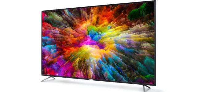 """Riesiges 75"""" Ultra HD Smart-TV von MEDION ab Ende Oktober bei ALDI erhältlich"""