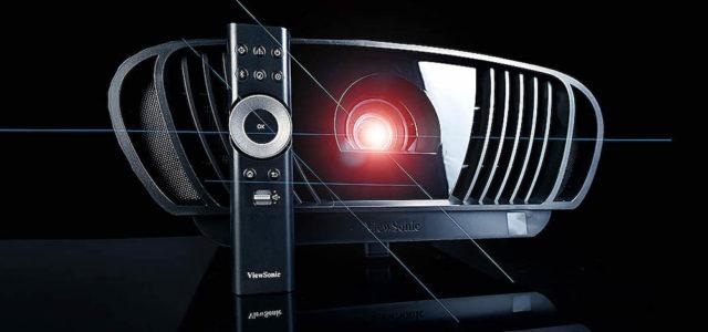 ViewSonic X100-4K – Smarter 4K-Projekter mit HDR und XXL-Ausstattung