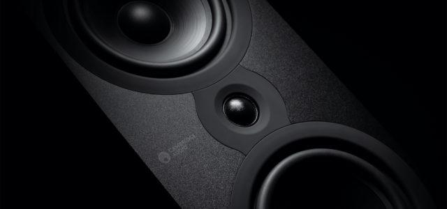 """Cambridge Audio SX Lautsprecher: Der Einstieg in den """"Great British Sound"""" mit mattschwarzem Finish"""
