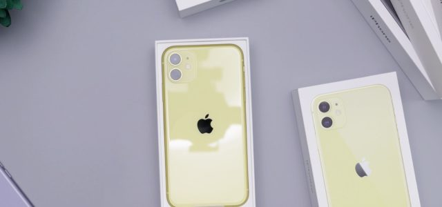 Gibt es auch das iPhone 11 am Black Friday günstiger?