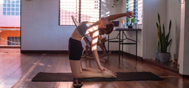 Fitness in Corona-Zeiten: Dank moderner Technik auch zuhause