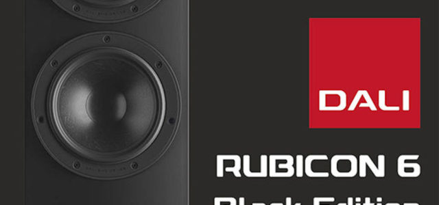 Limitierte Rubicon 6 Black Edition in edlem mattschwarzen Design
