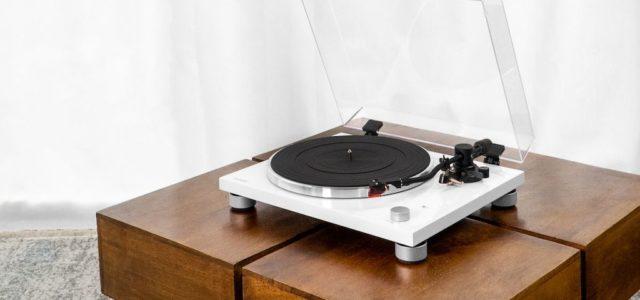 PLATINUM: Der Design-Plattenspieler von sonoro