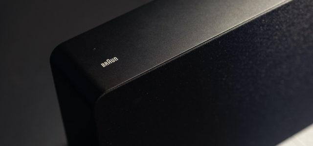 Braun Audio LE Serie: Wiedergeburt der großen HiFi-Marke