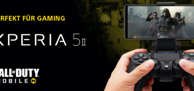 Sony Xperia 5 II mit exklusivem 'Call of Duty Mobile'-Bundle