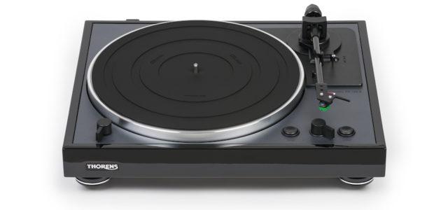 THORENS TD 120 A : komplett neuentwickelter vollautomatischer Plattenspieler