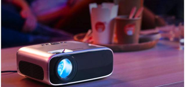 Philips Projection bringt drei neue NeoPix-Heimprojektoren auf den Markt