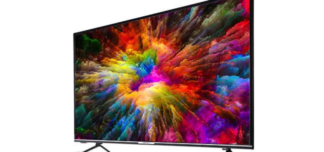 "Elegantes 55"" MEDION Ultra HD Smart TV mit Dolby Vision und HD Triple Tuner"