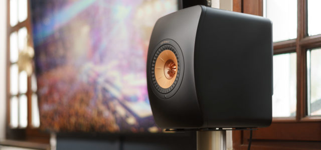 All-In-One-System KEF LS50 Wireless II – Audiophile Attraktion